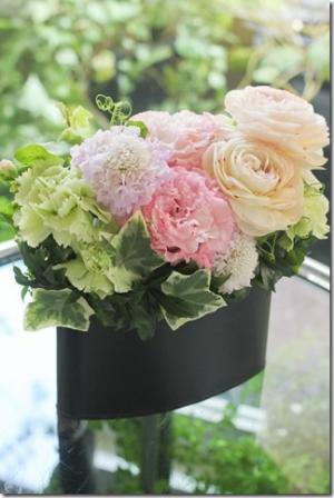 庄司優ちゃんへのお花